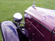 luksus samochodowy Zdjęcie Stock