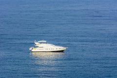 LUKSUSOWA łódź Zdjęcie Stock