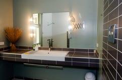 Luksusowa łazienka fotografia royalty free