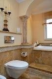 Luksusowa łazienka obrazy stock