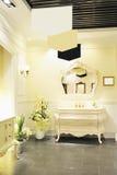 Luksusowa łazienka Fotografia Stock