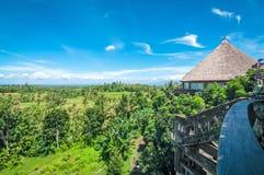 Luksusowa Bali willa obraz stock