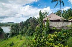 Luksusowa Bali willa zdjęcie stock