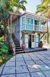 Luksusowa erem plantaci austeria w wyspie karaibskiej Nevis Zdjęcie Royalty Free