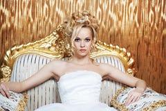 Luksusowa kobieta obraz royalty free