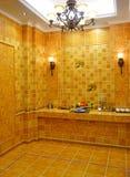 Luksusowa kuchnia Fotografia Stock