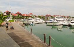 Luksusowa rezydentura Seychelles - Eden wyspa - Zdjęcie Royalty Free