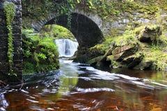 luksusowa rzeka Zdjęcia Royalty Free