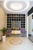Luksusowa wejściowa sala Zdjęcie Stock