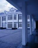 luksusowe fasada budynku Zdjęcia Stock