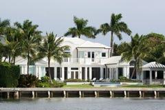 luksusowe miejsce zamieszkania Zdjęcie Royalty Free