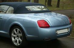 luksusowe samochodów road Obrazy Royalty Free