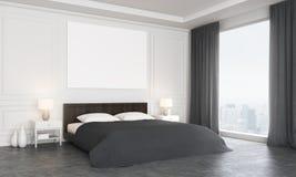 luksusowe sypialnia Fotografia Stock