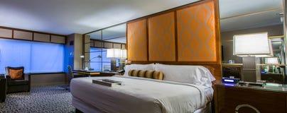 Luksusowego Hotelu pokój zdjęcie royalty free