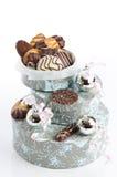 luksusowi ciastek boże narodzenia Obraz Royalty Free