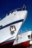 luksusowi jachty Obrazy Stock