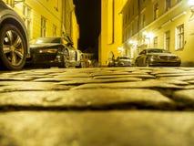 Luksusowi nowożytni samochody obraz royalty free