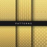 Luksusowi projektów elementy deseniowa abstrakcjonistyczna tekstura, tło, styl Obrazy Royalty Free