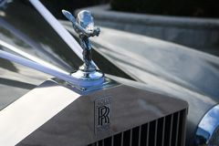 Luksusowi samochody obrazy stock