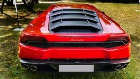 Luksusowi sportów samochody zdjęcie stock
