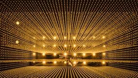 Luksusowy świecznika światła wzoru tło zdjęcie royalty free