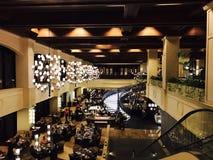 Luksusowy bufet w Manila zdjęcie stock