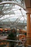 luksusowy centrum handlowe Zdjęcia Royalty Free