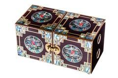 Luksusowy chińczyka pudełko Obraz Stock