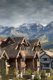 luksusowy Colorado kurort Obraz Royalty Free
