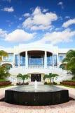 Luksusowy hotel Zdjęcia Royalty Free
