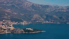Luksusowy hotel powikłany Dukley w Budva, Montenegro Strzelać z zbiory