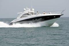 luksusowy jacht Zdjęcie Stock