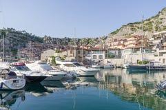 Luksusowy kurort Porto flecik Zdjęcia Royalty Free
