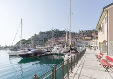 Luksusowy kurort Porto flecik Fotografia Royalty Free