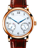 Luksusowy kwarcowy zegarek Zdjęcia Stock