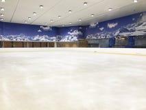 Luksusowy lodowego lodowiska tło zdjęcie royalty free