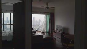 Luksusowy mieszkania wnętrze zbiory