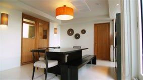 Luksusowy mieszkania wnętrze zbiory wideo