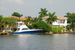 luksusowy nadbrzeża w domu Obraz Royalty Free