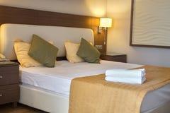 Luksusowy nowożytny stylowy izbowy hotel Fotografia Royalty Free