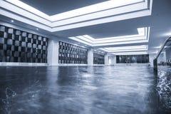 Luksusowy pływacki basen Obraz Royalty Free