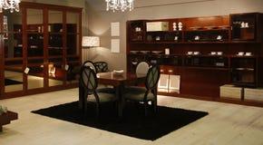 Luksusowy pokój dzienny Zdjęcia Stock