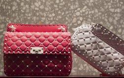 Luksusowy ręk toreb valentino Fotografia Royalty Free