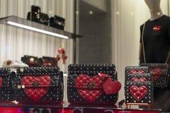 Luksusowy ręk toreb valentino Obraz Royalty Free