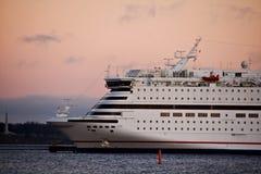 luksusowy rejs statkiem Fotografia Stock