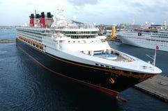 luksusowy rejsu statek zdjęcie royalty free