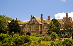 luksusowy rezydencji. Zdjęcie Royalty Free