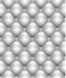 Luksusowy Rzemienny tapicerowania tło dla ściany Zdjęcie Royalty Free