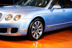 Luksusowy samochód Obrazy Stock