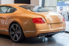 Luksusowy samochód Zdjęcie Stock